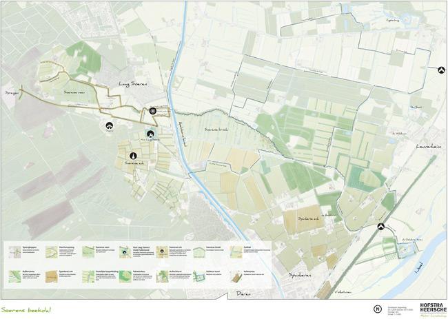 Soerens Beekdal projectkaart